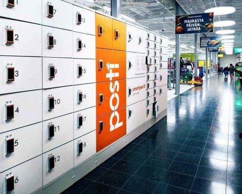 Postin Smartpost-automaatti